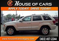 2010 Jeep Grand Cherokee Limited    *$161 Bi-Weekly with $0 Down