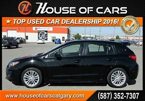 2012 Subaru Impreza 2.0i Touring Package AWD  *125 Bi-Weekly wit