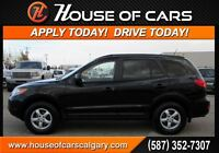 2009 Hyundai Santa Fe GL 3.3L  *$111 Bi-Weekly Payments with $0