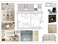 Interior designer service - If you have a project with very small budget , we can help you !!