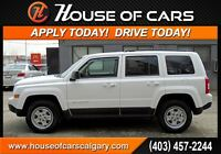 2013 Jeep Patriot Sport/North WWW.HOUSEOFCARSCALGARY.COM