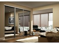 SLIDING WARDROBES MADE TO MEASURE - MANCHESTER