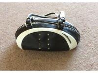 Ladies Lambretta bowling bag.