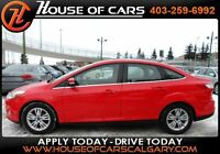 2012 Ford Focus SEL Luxury Pack w/ Leather+Sunroof