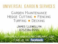 Universal Garden Services