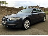 AUDI A6 3.0 TDI QUATTRO - STUNNING CAR, TOP SPEC, WITH AWESOME POWER