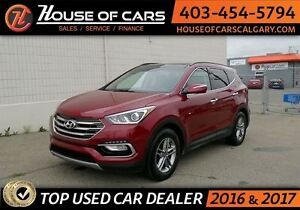 2017 Hyundai Santa Fe Sport 2.4 SE loaded