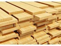 """Timber 3""""x2"""" @ 3M"""