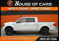 2013 Ford F-150 Limited  w/ Leather+Sunroof+Backup