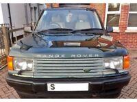 Land Rover RANGE ROVER 2.5 Diesel PX SWAP Car 4x4 Nissan Toyota Suzuki Mitsubishi Quad Bike Caravan