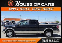 2010 Ford F-150 King Ranch   WWW.HOUSEOFCARSCALGARY.COM
