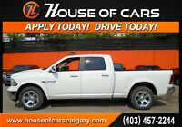 2014 Ram 1500 Laramie  w/ Leather+Backup+Sunroof