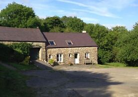 Very attractive country cottage for long term let.