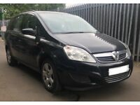 VAUXHALL ZAFIRA, 1.8, 2008 BREAKING FOR SPARES