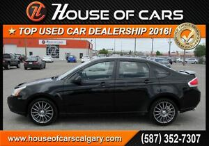 2009 Ford Focus SES  *69 Bi-Weekly with $0 Down!*