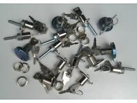 20 Assorted Baton Camlocks complete with Armbars & Fixing Rings