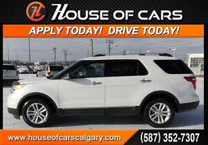 2012 Ford Explorer XLT   *$182 Bi-Weekly Payments with $0 Down!*