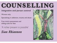 Counselling for Women East Bristol