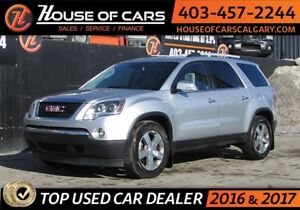 2012 GMC Acadia SLT AWD/LEATHER SEATS/HEATED SEATS/SUNROOF