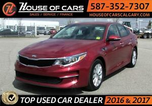 2016 Kia Optima LX  Back up Camera / Bluetooth