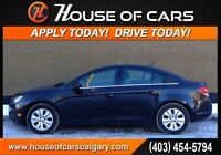 2014 Chevrolet Cruze 1LT   *$111 Bi-Weekly Payments with $0 Down