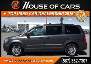 2015 Chrysler Town & Country Touring-L  *189 Bi-Weekly with $0 D