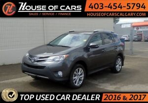 2015 Toyota RAV4 Limited loaded