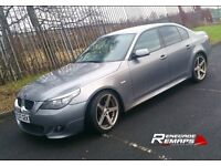 2007(57) BMW 520D M SPORT FACELIFT MODEL