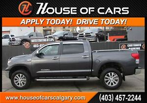 2011 Toyota Tundra Limited 5.7L V8  *$253 Bi-Weekly with $0 Down