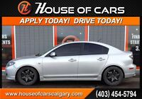 2008 Mazda MAZDA3 GT  *$55 Bi-Weekly Payments with $0 Down!*