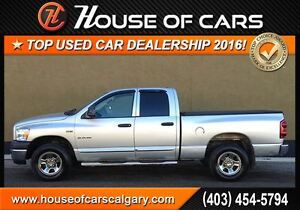 2008 Dodge Ram 1500 ST Quad Cab *$90 Bi-Weekly Payments with $0
