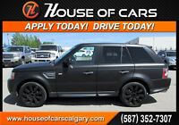 2011 Land Rover Range Rover Sport Supercharged  w/ Navi+DVD+Leat
