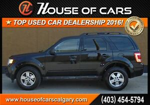 2009 Ford Escape XLT 4X4   *$48 Bi-Weekly with $0 Down!*