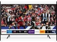 "Samsung UE75RU7100KXXU 75"" 4K Ultra HD Smart HDR LED TV with Freeview HD UE75RU7100KXXU"