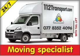 ★ 24/7 ★ Man and Van ★ Moving ★ Transport ★ Removals ★ Storage ★ London ★ UK ★ Oxford & whole UK