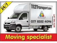 ★ 24/7 ★ Man and Van ★ Moving ★ Transport ★ Removals ★ Storage ★ London ★ UK ★ Oxford & whole UK