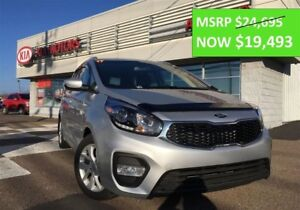 2017 Kia Rondo LX - SAVE $5200 OFF MSRP!!! ONLY 1 LEFT!!!
