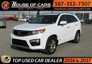 2013 Kia Sorento SX / Back Up Camera / Sunroof / Bluetooth