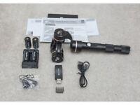 Fieyu Tech G4 QD 3 axis gimbal + Remote Control (reduced)