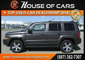 2016 Jeep Patriot High Altitude  *182 Bi-Weekly with $0 Down!*