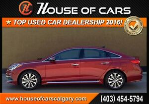 2015 Hyundai Sonata Sport  *$161 Bi-Weekly with $0 Down!*