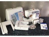 Brother Innov-is 955 Embroidery & Sewing Machine