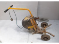 Cement Mixer Frame And Motor Only