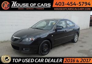 2008 Mazda MAZDA3 GS with roof