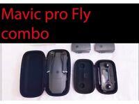 Mavic Pro Fly More Combo Kit