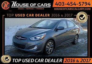 2016 Hyundai Accent GLS, Alloys, Roof heated seats