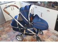 Egg stroller/ pram car seat and accessories