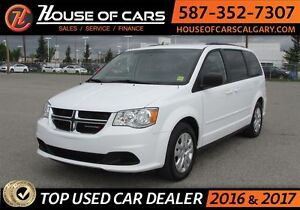 2016 Dodge Grand Caravan SXT  Accident Free