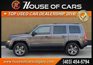 2015 Jeep Patriot High Altitude Loaded *$168 Bi-Weekly with $0 D