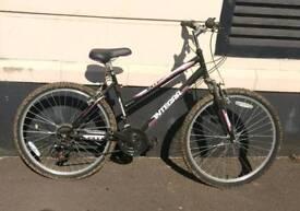 Mountain bike for woman